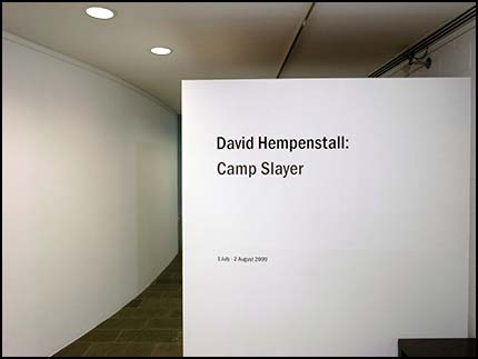 Camp Slayer opening @ MGA