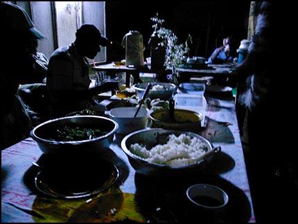 Wakunai meal