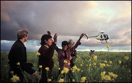 San Ysidro California 1979 Arrest of border crossers