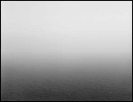 Agean Sea Pilion. 1990 (c) Hiroshi Sugimoto