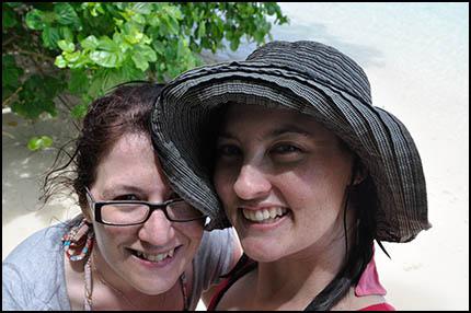 Rachael and Edwina (c) Edwina Betts