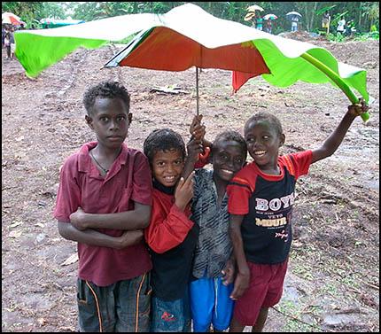 Kids at Suhin