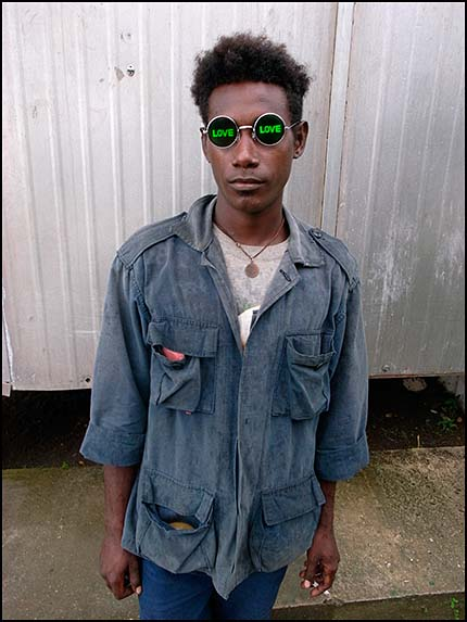specs in Buka town