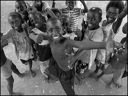 Kids. Arawa 2009
