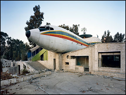 707 Damascus, Jan 2008(c) Richard Mosse