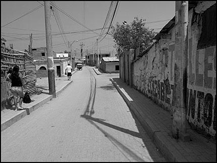Mancora - street