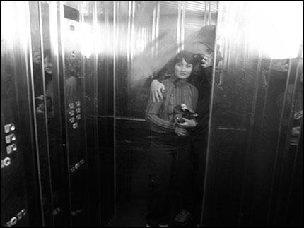 Elevator. La Paz, 2009.