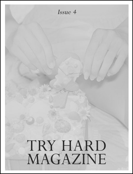 try hard magazine